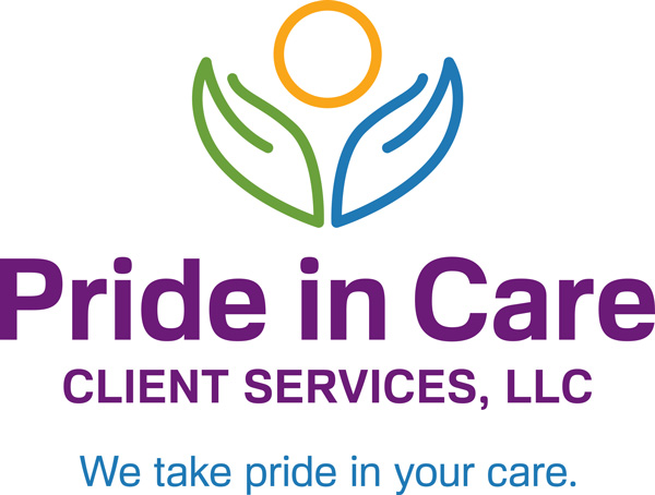 Pride In Care Logo