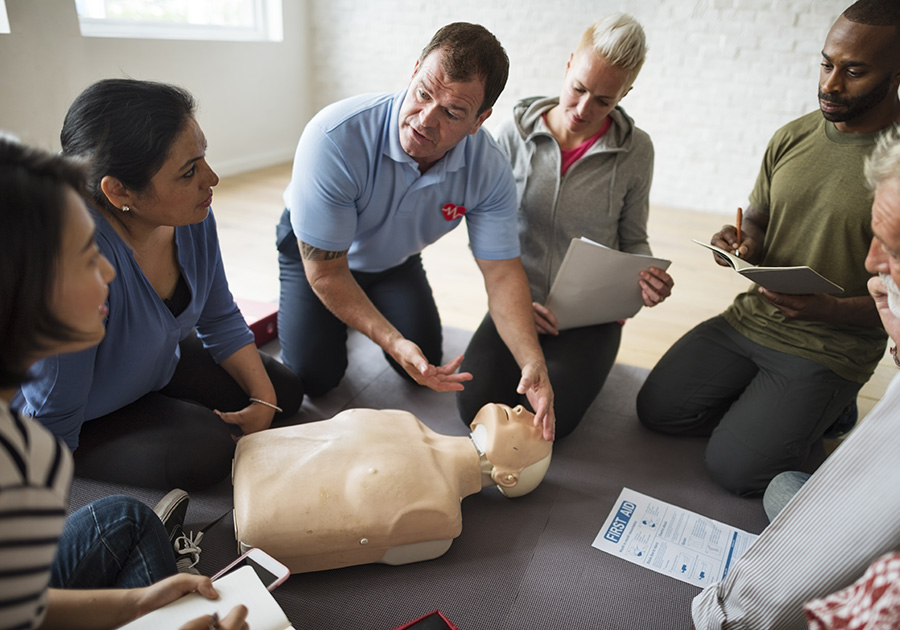 First Aid CPR Training Columbus Ohio